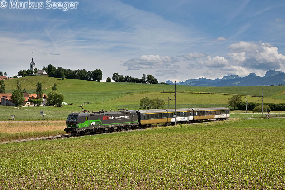 20150619 Vectron in Schwarzenburg
